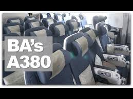 siege plus air a380 airways a380 economy premium economy reviewed
