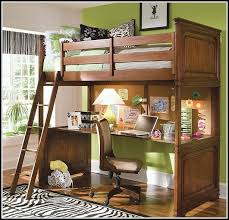 Bunk Bed With Open Bottom Innovative Bunk Bed With Desk For Adults Bunk Beds With Desk On