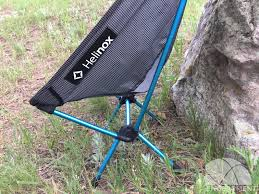 Helinox Chairs Helinox Chair Zero The Lightest Real Camping Chair Engearment