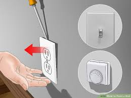 how to paint a wall 15 steps with pictures wikihow