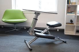 Laptop Knee Desk by Forget Standing Kneeling Desks Should Be The New Office Trend