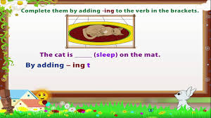 learn grade 3 english grammar verbs and adverb youtube