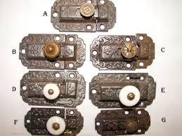 robinson u0027s antiques antique hardware latches