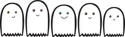 ghost ate chocolate chips free halloween printable