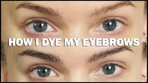 how to darken my eyebrows with makeup makeup vidalondon