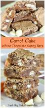 carrot cake white chocolate gooey bars can u0027t stay out of the kitchen