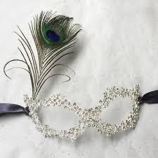 teal masquerade masks rhinestone mask mardi gras mask masquerade mask women one