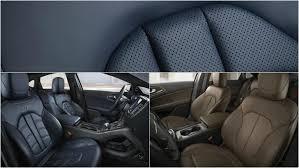 chrysler car interior 2015 chrysler 200 gains ambassador blue and mocha leather interior