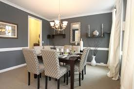 Two Tone Gray Walls by Living 48048 Lamp Gray Wool Rug Walls Paint Color Shutters