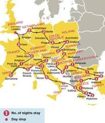 24 day spirit of europe coach tours european travel and travel