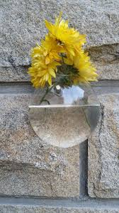 aliexpress com buy 10cm half globe bubble wall vase 5