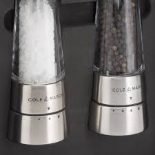 derwent salt and pepper mill cole and mason usa u2013 gift set