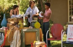 how to have a money making yard sale this old house