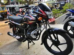 platina new model new bajaj platina es a test ride experience