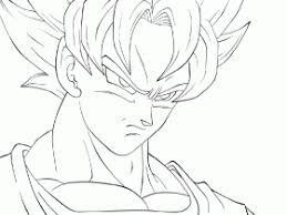 9 pics goku super saiyan coloring pages goku super saiyan 5