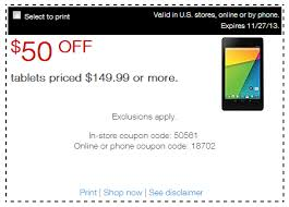 ugg discount coupon code 2015 deal alert the 50 tablets coupon is back at staples for one