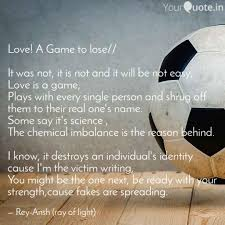 I Love Soccer Quotes by Reyansh Pandey Quotes Yourquote