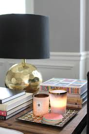 livingroom lamp 15 side table styling tips brit co