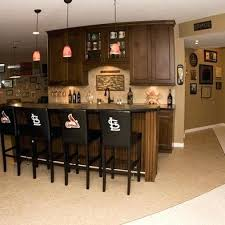 Basement Ideas For Small Spaces Small Bar In Basement Ideas Bar Designs For Small Spaces Tiny