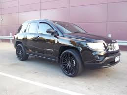 will these wheels and tires fit jeep compass forum