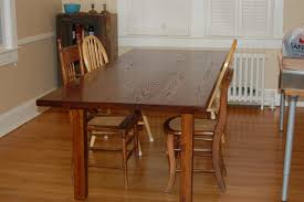Distressed Wood Dining Room Table by Dining Room Nice Reclaimed Wood Dining Table Dining Table With
