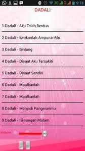 download lagu mp3 dadali renungan malam lagu dadali apk download free music audio app for android
