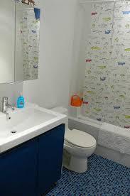 bathroom art for children u0027s bathroom disney shower curtains kid