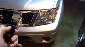 nissan pathfinder 2016 youtube 2005 2016 nissan frontier testing key fob after changing battery