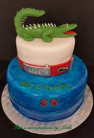 Lacoste Home Decor by Lacoste Cake Birthday Cakes Pinterest Birthday
