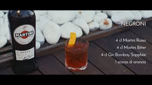 martini rossi cocktail negroni aperitivo con martini u0026 rossi on vimeo