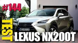 lexus rx200t wiki lexus nx200t 2 0 238 km 144 jazdy próbne youtube