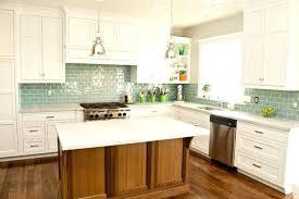 blue tile kitchen backsplash white kitchen subway tile large size of small kitchen white cabinets
