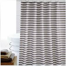 gray and white striped shower curtains cheap modern bathroom