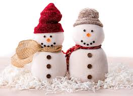 thanksgiving socks how to make a sock snowman craft thanksgiving