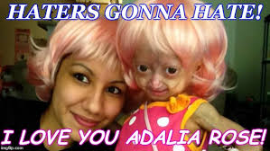 Adalia Rose Memes - how i know angels exist imgflip