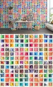 69 best passion wallpaper collection images on pinterest wall rainbow palette room kidschild roomhappy childrenwall muralwall