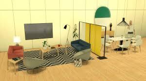 Total Design Furniture Eli U0027s Designer Furniture Sims 4 Studio