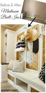 entryway built in cabinets before and after diy mudroom built ins built ins in and diy and