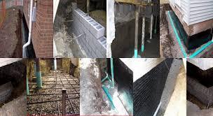 basement waterproofing general contractor cleveland ohio mural