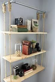 make your own hanging l 52 hang shelves how to hang wood shelves mpfmpfcom almirah beds