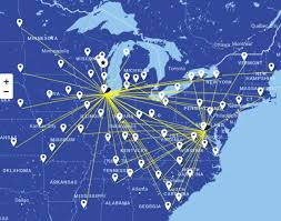 united airlines hubs air wisconsin to fly exclusively under the united express livery