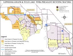 Colorado Hunting Units Map by Lower Klamath Wildlife Refuge Hunting Rules And Tips Legal Labrador