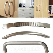 kitchen cupboard doors and drawers details about cabinet handles kitchen cupboard door drawer polished chrome bar bow handle