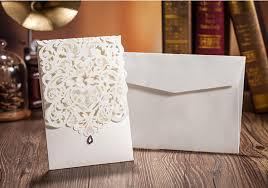 Engagement Ceremony Invitation Aliexpress Com Buy Exquisite Laser Cut Wedding Invitation Cards