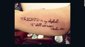 for tattoos no longer cnn style