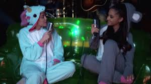miley cyrus and ariana grande just did an amazing cover of u0027don u0027t