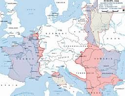 Europe Map 1500 by Map Of Europe