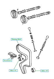 toyota online store toyota caldina st215 3sgte timing cam belt tensioner idler kit
