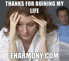 Eharmony Meme - image 116998 single mom depressed mom know your meme