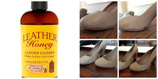 How To Get Ink Out Of Leather Sofa by Amazon Com Leather Cleaner By Leather Honey The Best Leather